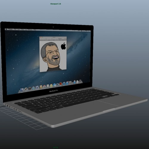 Picture of Macbook Pro