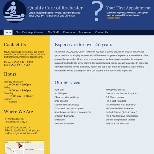 Picture of Quality Care of Rochester
