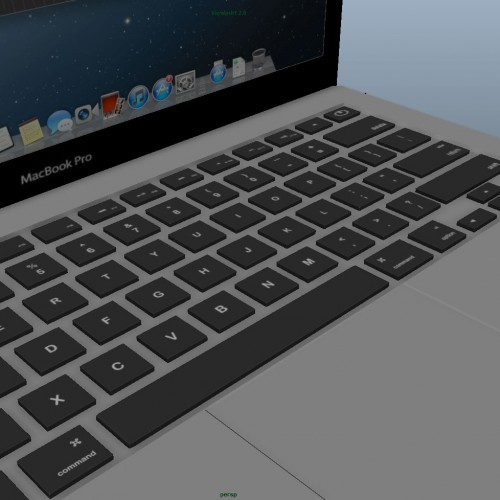 Picture of Macbook Pro